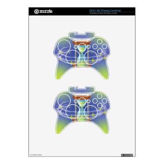 Hourglass Xbox 360 Controller Skin
