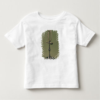 Hourly lamp, 1677 toddler t-shirt