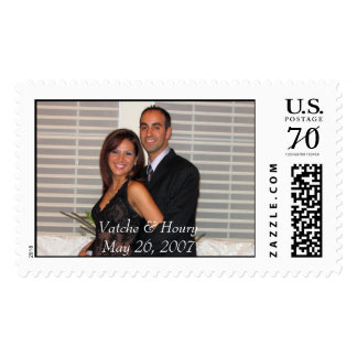 hourypicturefor stamp, Vatche & HouryMay 26, 2007