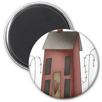 house1 2 inch round magnet