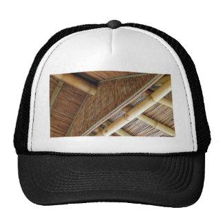 House1.jpg de bambú gorro