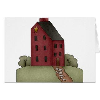 house1 tarjeta de felicitación