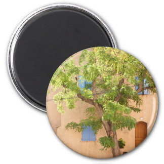 House 2 Inch Round Magnet