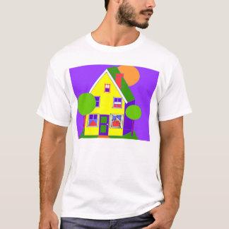 house 300dpi illustrator copy T-Shirt