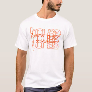House 3 Orange T-Shirt