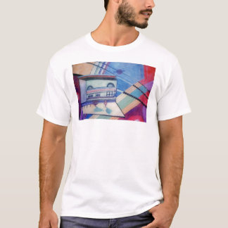 House Abstract CricketDiane Art & Design T-Shirt