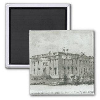 House After del presidente su destrucción Imán Cuadrado