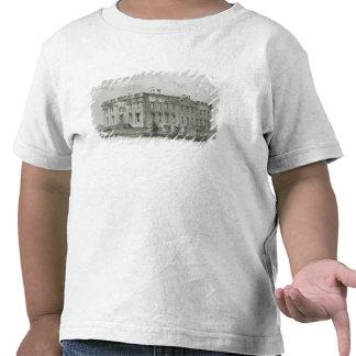 House After del presidente su destrucción Camisetas