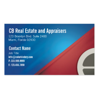House and Home Business Card