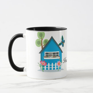 House and Pat for Isabella Coffee Mug
