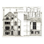 House and Studio, Steele's Road, Haverstock Postcard