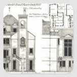 House and Studio, Steele's Road, Haverstock Sticker