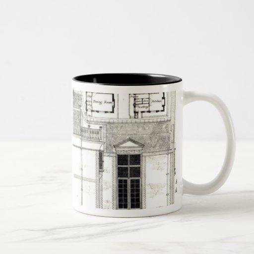 House and Studio, Steele's Road, Haverstock Two-Tone Coffee Mug