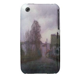 House and the sea iPhone 3 case