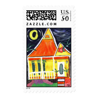 House Art Postage