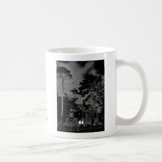 House at Night Coffee Mug