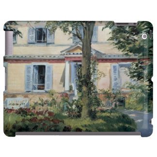 House at Rueil by Edouard Manet