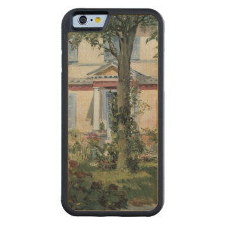House at Rueil by Edouard Manet Carved® Maple iPhone 6 Bumper Case