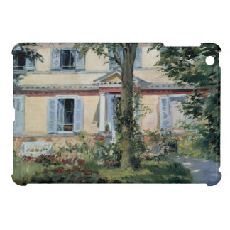 House at Rueil by Edouard Manet Case For The iPad Mini