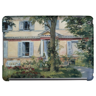 House at Rueil by Edouard Manet Cover For iPad Air