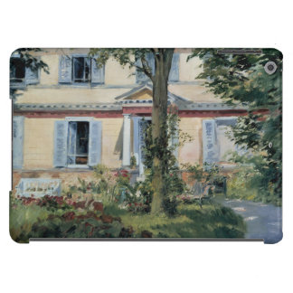 House at Rueil by Edouard Manet iPad Air Cases