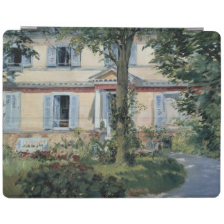 House at Rueil by Edouard Manet iPad Smart Cover