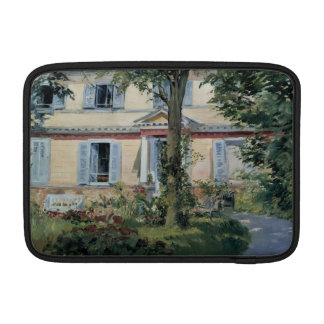 House at Rueil by Edouard Manet MacBook Sleeves