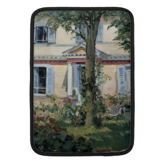 House at Rueil by Edouard Manet Sleeves For MacBook Air
