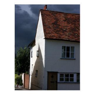 House at Saffron Walden, Essex, UK Postcard