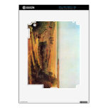House at sea by Worthington Whittredge Decal For iPad 2