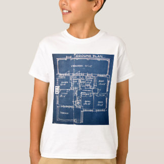 House Blueprints T-Shirt