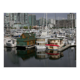 House Boats Posters