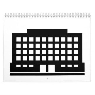 House building calendar