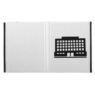House building iPad case