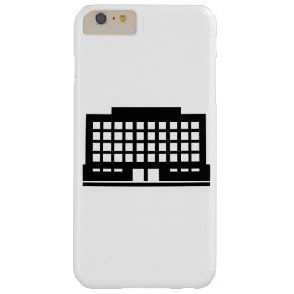 House building barely there iPhone 6 plus case