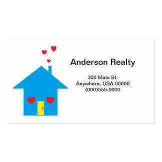 """House"" Business Card"