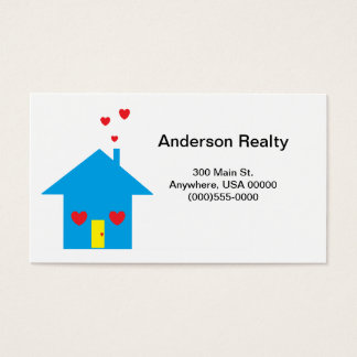 """House"" Business Card"
