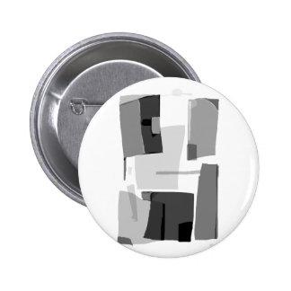 House 2 Inch Round Button