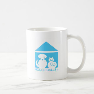 House Calls = Happy Pets Coffee Mug