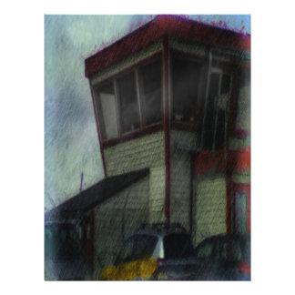 """house car 8.5"""" x 11"""" flyer"""