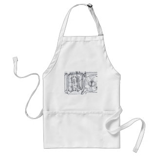 House Cat for Women Adult Apron