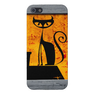 House Cat iPhone SE/5/5s Case