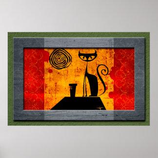 House Cat Print