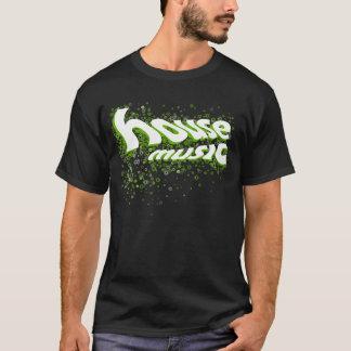 House Circles - Green T-Shirt