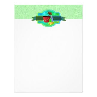 House Cleaner Letterhead