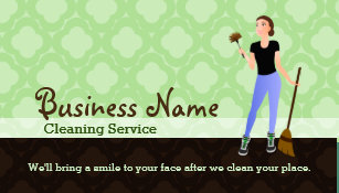 Cleaning business cards templates zazzle house cleaning business cards colourmoves