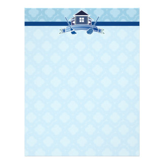 House Cleaning Business Letterhead