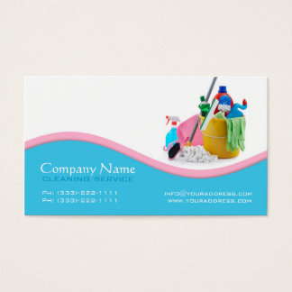 Cleaning services business card idealstalist cleaning services business card colourmoves
