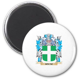 House Coat of Arms - Family Crest Refrigerator Magnets
