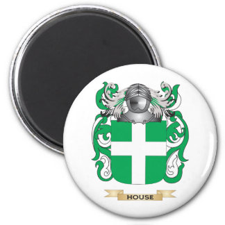 House Coat of Arms (Family Crest) Magnets